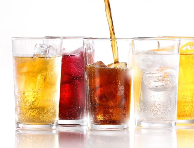 Soluții pentru băuturi răcoritoare
